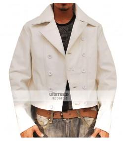 3:10 to Yuma Ben Foster (Charlie Prince) White Jacket