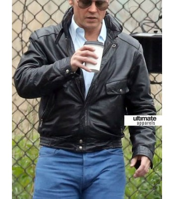 Black Mass Johnny Depp (Whitey Bulger) Jacket