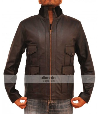 Casino Royale Daniel Craig (James Bond) Bomber Jacket
