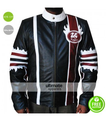 Daniel Bryan WWE Men Leather Jacket