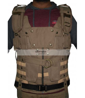 Furious 7 Dwayne Johnson (Luke Hobbs) DSS Tactical Vest