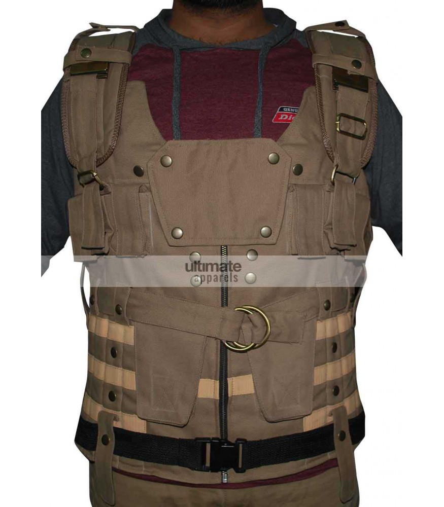 Furious 7 Dwayne Johnson (Luke Hobbs) DSS Tactical Vest