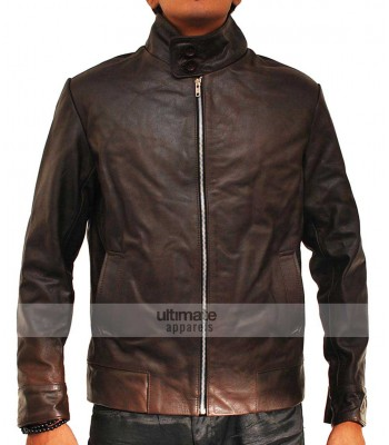 First Class Magneto (Fassbender) Brown Jacket