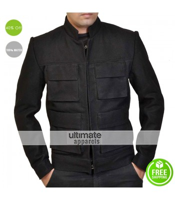 Han Solo Halloween Cosplay Costume Jacket