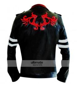 Prototype Alex Mercer Black Replica Jacket Costume
