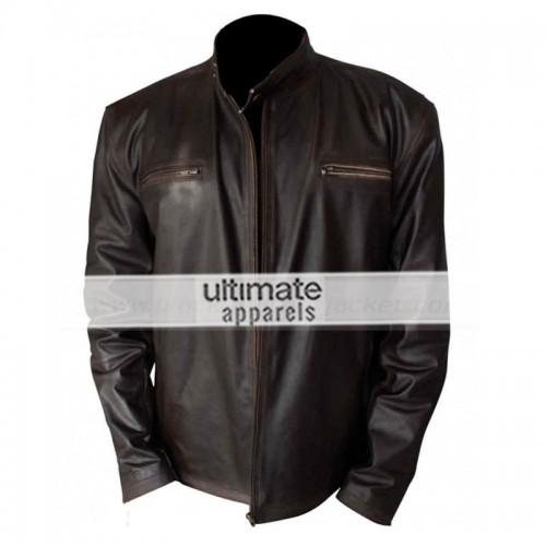 Tommy gavin leather jacket
