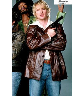 Owen Wilson (Kenneth Hutchinson) Coat In Starsky & Hutch