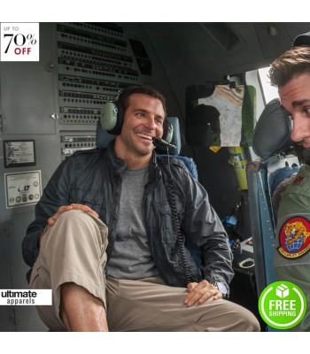 Bradley Cooper Aloha  (Brian-Gilcrest) Military Jacket