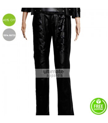 Arrow Black Canary (Katie Cassidy) Leather Pant