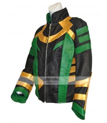 Avengers Female Loki Jacket Costume