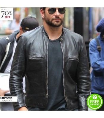 Burnt Adam Jones (Bradley Cooper) Black Jacket
