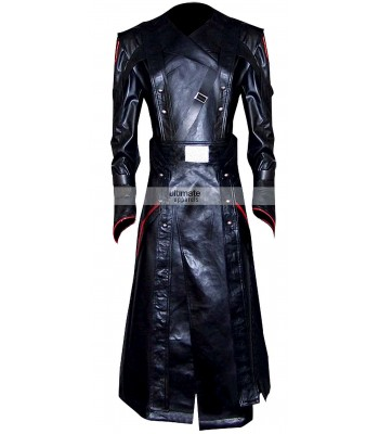 Captain America First Avenger Red Skull Costume Coat