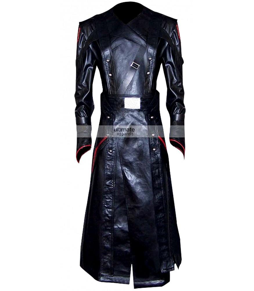 Captain America First Avenger Red Skull Costume Coat