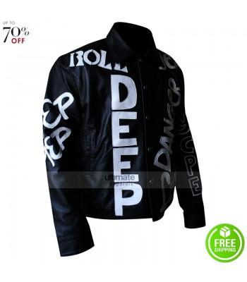 Cool As Ice Vanilla Ice (Johnny) Black Biker Jacket