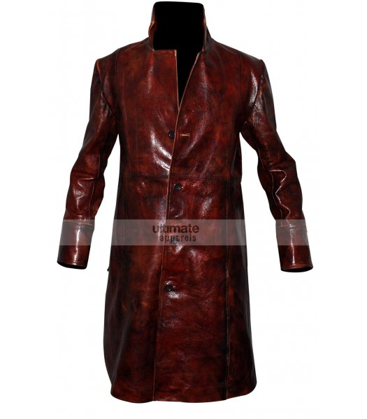 Death Sentence Garrett Hedlund (Billy Darley) Leather Jacket
