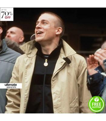 Green Street Charlie Hunnam (Pete Dunham) Trench Coat