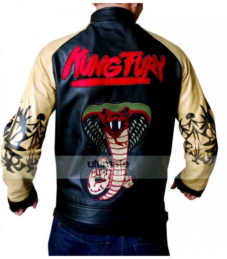 Kung Fury David Hasselhoff Cobra Hoff 9000 Jacket