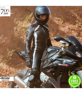 Mission Impossible 5 Rebecca Ferguson Biker Jacket