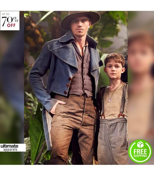 Pan Garrett Hedlund (Captain Hook) Costume Coat
