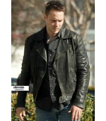 True Detective Taylor Kitsch (Paul Woodrugh) Jacket