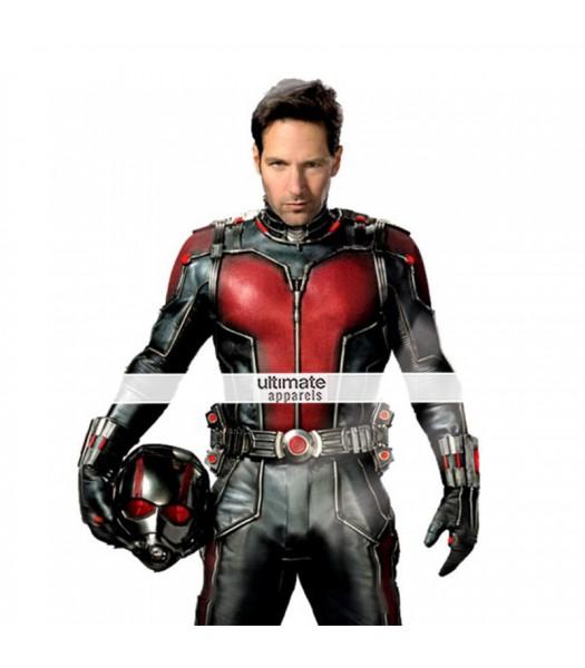 AntMan Movie Paul Rudd Cosplay Costume Jacket
