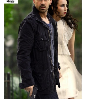 Dead Man Down Colin Farrell (Victor) Jacket