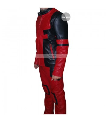 Deadpool Ryan Reynolds New Cosplay Costume