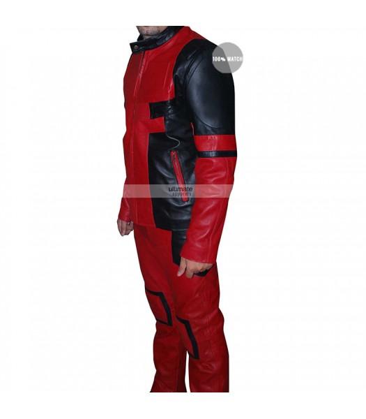 Deadpool Ryan Reynolds New Cosplay Costume
