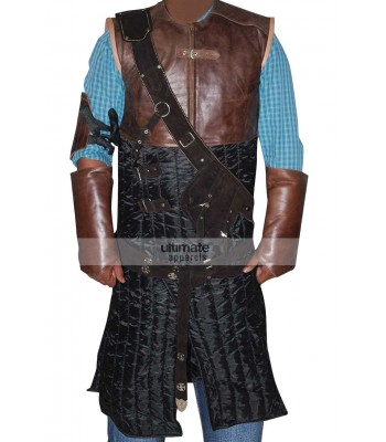 Geralt Witcher 3 Wild Hunt Bear Armor Costume