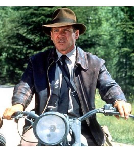 Indiana Jones and the Last Crusade Replica Jacket
