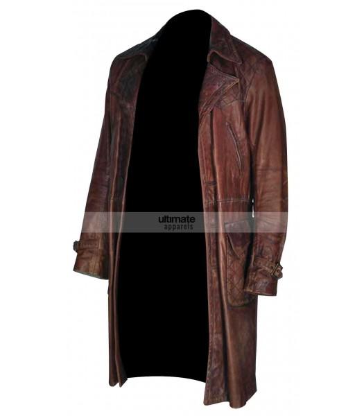 Priest Hicks (Cam Gigandet) Trench Jacket
