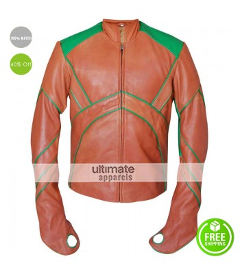 Aquaman Men Cosplay Costume Jacket For Sale