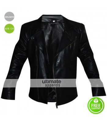 Fifty Shades Of Grey Jamie Dornan (Christian Grey) Black Jacket