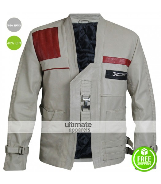 Force Awakens Star Wars Finn (John Boyega) Jacket