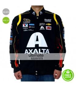 Jeff Gordon Axalta Nascar 2015 Racing Black Jacket
