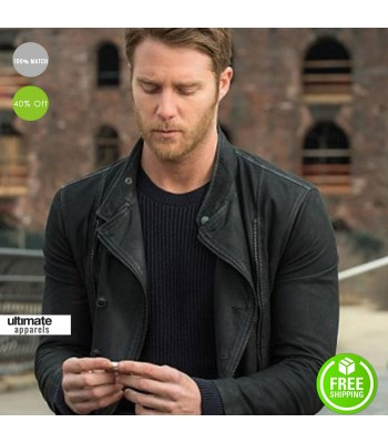 Limitless Season 1 Brian Finch (Jake Mcdorman) Coat Blazer