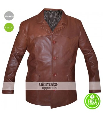 Longmire Lou Diamond Phillips (Henry Standing Bear) Jacket