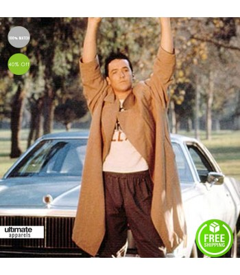 Say Anything John Cusack (Lloyd Dobler) Brown Jacket