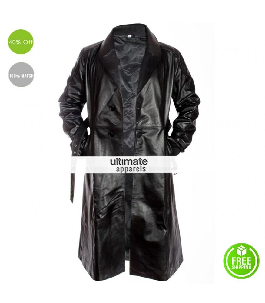 Sin City Dark Horse Comics Black Costume Coat