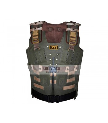 DSS Parachute Tactical Military Green Vest
