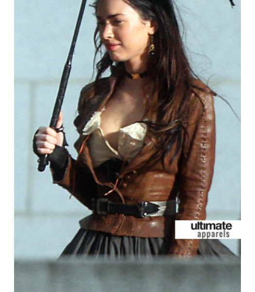 Jonah Hex Lilah (Megan Fox) Costume Jacket