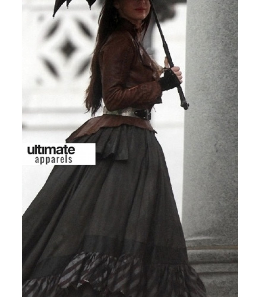 sc 1 st  Ultimate Apparels & Jonah Hex Lilah (Megan Fox) Costume Jacket