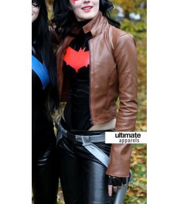 Red Hood Women Cosplay Costume Jacket