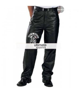 Sons Of Jax Anarchy Teller Leather Pant