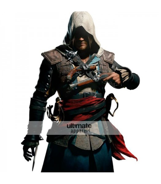 Assassin Creed IV Black Flag Edward Kenway Costume