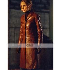 Buffy the Vampire Slayer Buffy Summers Red Coat