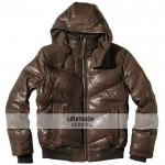 I Saw the Devil Movie Lee Byung‑hun Brown Leather Jacket