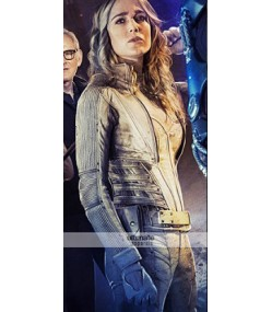 Legends of Tomorrow White Canary Costume Jacket