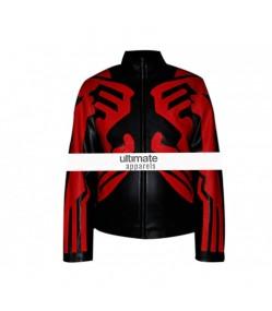 Star Wars Darth Maul Cosplay Costume Jacket