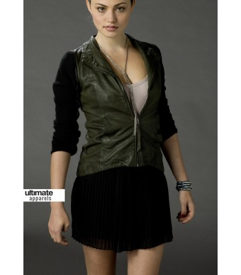 The Secret Circle Faye Chamberlain Jacket